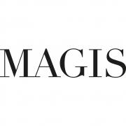 Magis - Tavolo Xz3 Moldura Da Tabela Oval 200X120Cm Branco