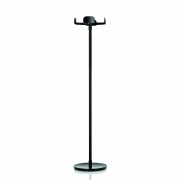 Magis - Four Leaves Coat Stand without Umbrella Stand | Black