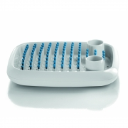Magis - Dish Doctor Abtropfgestell Weiß-Blau