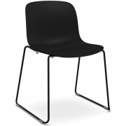 Magis - Troy Cadeira De Patins Outdoor Preto