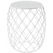 Magis - Pina Side Table White