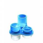 Magis - 1, 2, 3 Stiftebox Blau