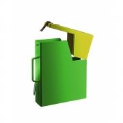 Magis - La Valise Document Folder Green