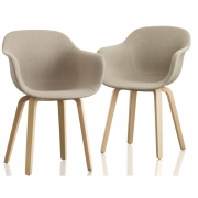 Magis - Substance polstered Armchair