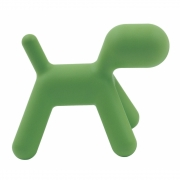 Magis - Puppy Hocker Small   Grün matt