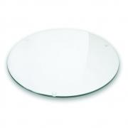 Moree - Glas-Tischplatte für Bubble