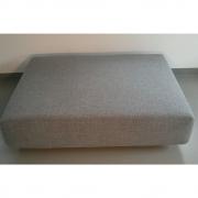 Moroso - Tabouret Lowland 148x108 cm (Net 3 Skifer 160 Blanc/Noir)