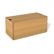 Bedding Box for Stacking Bed Normal Height
