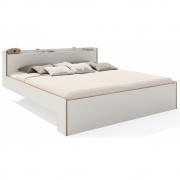 Nook Doppelbett Weiß | 160 x 200 cm