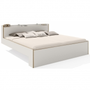 Müller Möbel - Nook Double Bed
