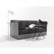 Müller Möbel - Seitenwand für Sofabank