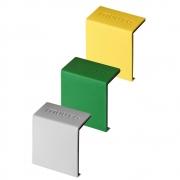 Muuto - Stacked Clips Verbindungsklammern (5er Set)
