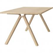 Muuto - Split Tisch eiche natur