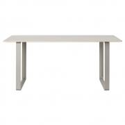 Muuto - 70/70 Tisch 170 x 85 cm | Grau/Grau