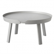 Muuto - Around Coffee Table Large | Grey