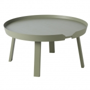 Muuto - Around Coffee Table Groß | Grün