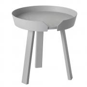 Muuto - Around Coffee Table Klein   Grau