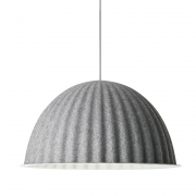 Muuto - Suspension Under the Bell 82 cm | Gris