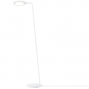 Muuto - Leaf Floor lamp White