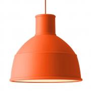 Muuto - Unfold Pendelleuchte Orange