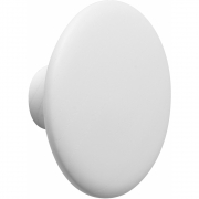 Muuto - The Dots Wall Hook Medium | White