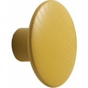 Muuto - The Dots Wall Hook Small | Mustard