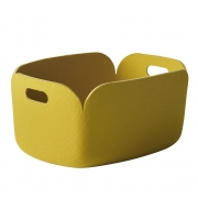 Muuto - Restore Basket Yellow