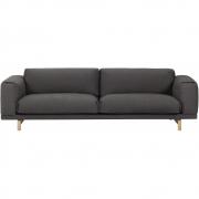 Muuto - Rest Sofa 3-Sitzer