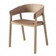 Muuto - Cadeira Cover acolchoada