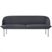 Muuto - Oslo Sofa 3-Sitzer