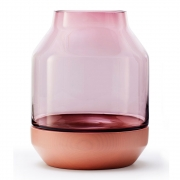 Muuto - Elevated Vase Rose