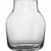 Muuto - Silent Vase Klein | Glasklar
