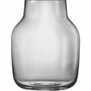 Muuto - Silent Vase Groß | Grau