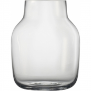Muuto - Silent Vase Groß | Glasklar