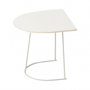 Muuto - Airy Coffee Table Halfsize Off White