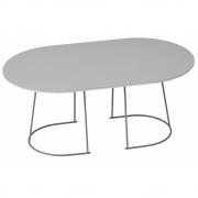 Muuto - Airy Coffee Table Mittel | Grau