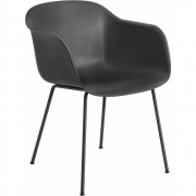 Muuto - Fiber Chair Black