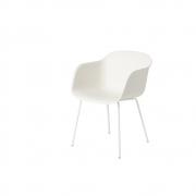 Muuto - Fiber Chair Weiß