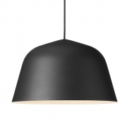 Muuto - Ambit lampe à suspension 40 cm | Noir