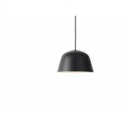 Muuto - Ambit lampe à suspension 25 cm | Noir