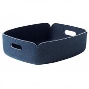 Muuto - Restore Tray Midnight Blue
