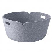Muuto - Restore Round Basket Grey