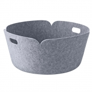 Muuto - Cesta De Armazenamento Restore Round Basket