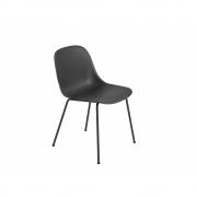 Muuto - Fiber Side Chair Schwarz