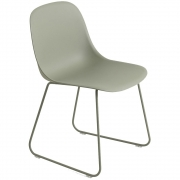 Muuto - Fiber Side Chair Kufenstuhl