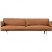 Muuto - Outline 3-Sitzer Sofa
