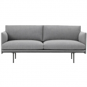 Muuto - Outline 2-Sitzer Sofa