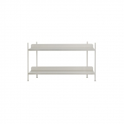 Muuto - Compile Shelving System Configuration 1 | Grey