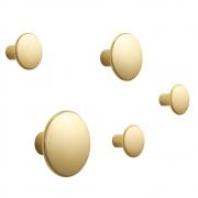 Muuto - The Dots Metall Wandhaken (5er Set)