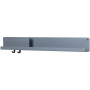 Muuto - Folded Regal Medium | Grau